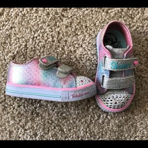 Mermaid twinkle toes size 5